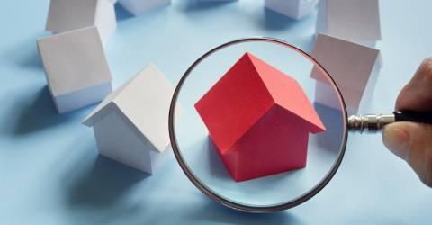 Zoeken naar onroerend goed, huis of nieuwe woning