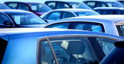 Wagenpark, nieuwe en gebruikte auto's